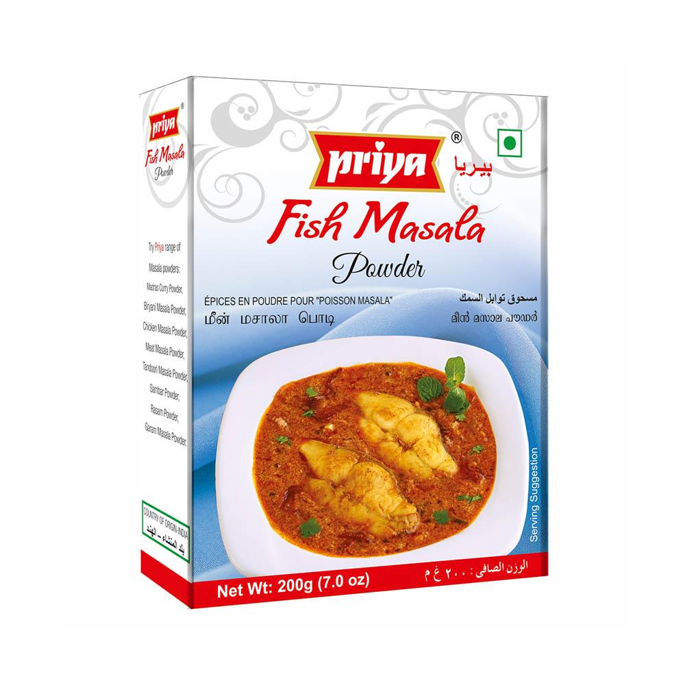 Priya Fish Masala Powder
