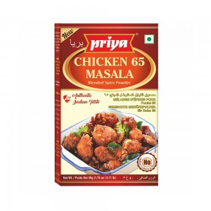 Priya Chicken 65 Masala Powder