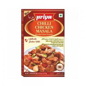 Priya Chilli Chicken Masala Powder
