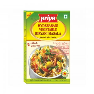 Priya Hyderabadi Veg. Biryani Masala