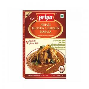 Priya Nihari (Mutton) Masala Powder