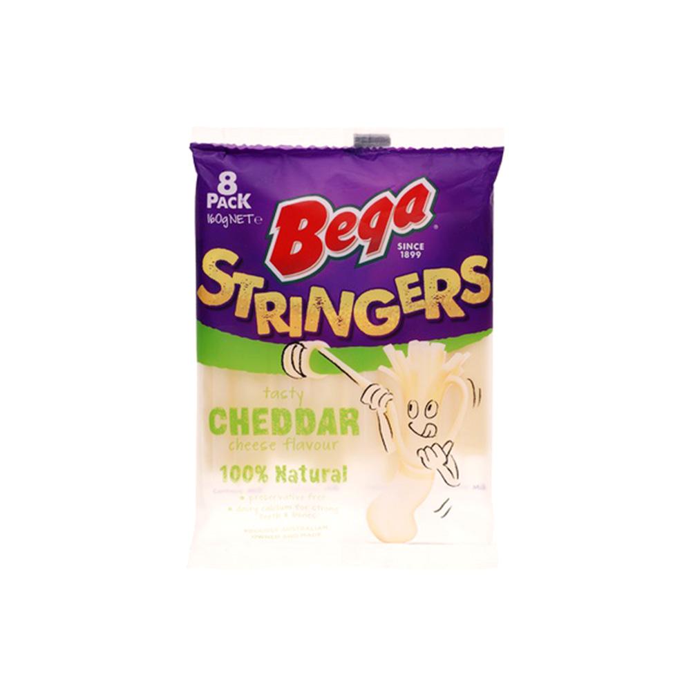 Bega Stringers Cheddar Flavor