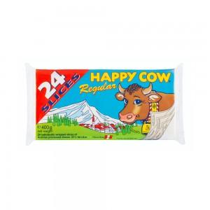 Happy Cow Slice Cheese (White)