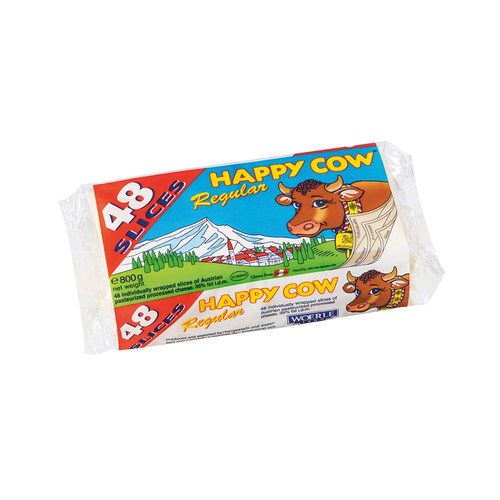 Happy Cow Slice Cheese