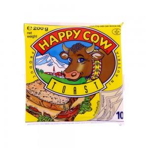 Happy Cow Toast Slice Cheese