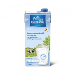 Oldenburger Uht Semi-Skimmed Milk (1.5%)