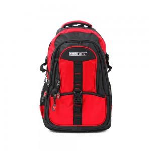 PARA JOHN Backpack for School, Travel & Work, 16''- PJSB6007A16-Red