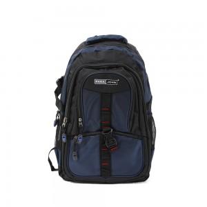 PARA JOHN Backpack for School, Travel & Work, 16''- PJSB6007A16-Blue