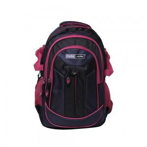 PARA JOHN Backpack for School, Travel & Work, 16''- PJSB6011A16-Blue