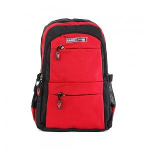 PARA JOHN Backpack for School, Travel & Work, 16''- PJSB6014A16-Red