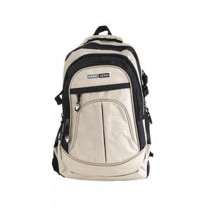 PARA JOHN Backpack for School, Travel & Work, 18''- PJSB6001A18-Peach