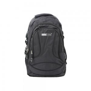 PARA JOHN Backpack for School, Travel & Work, 18''- PJSB6003A18-Black