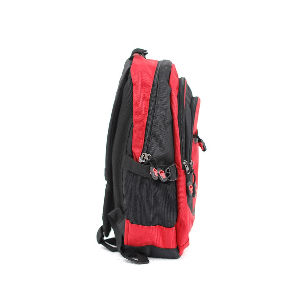 PARA JOHN Backpack for School, Travel & Work, 18''- PJSB6004A18-Red