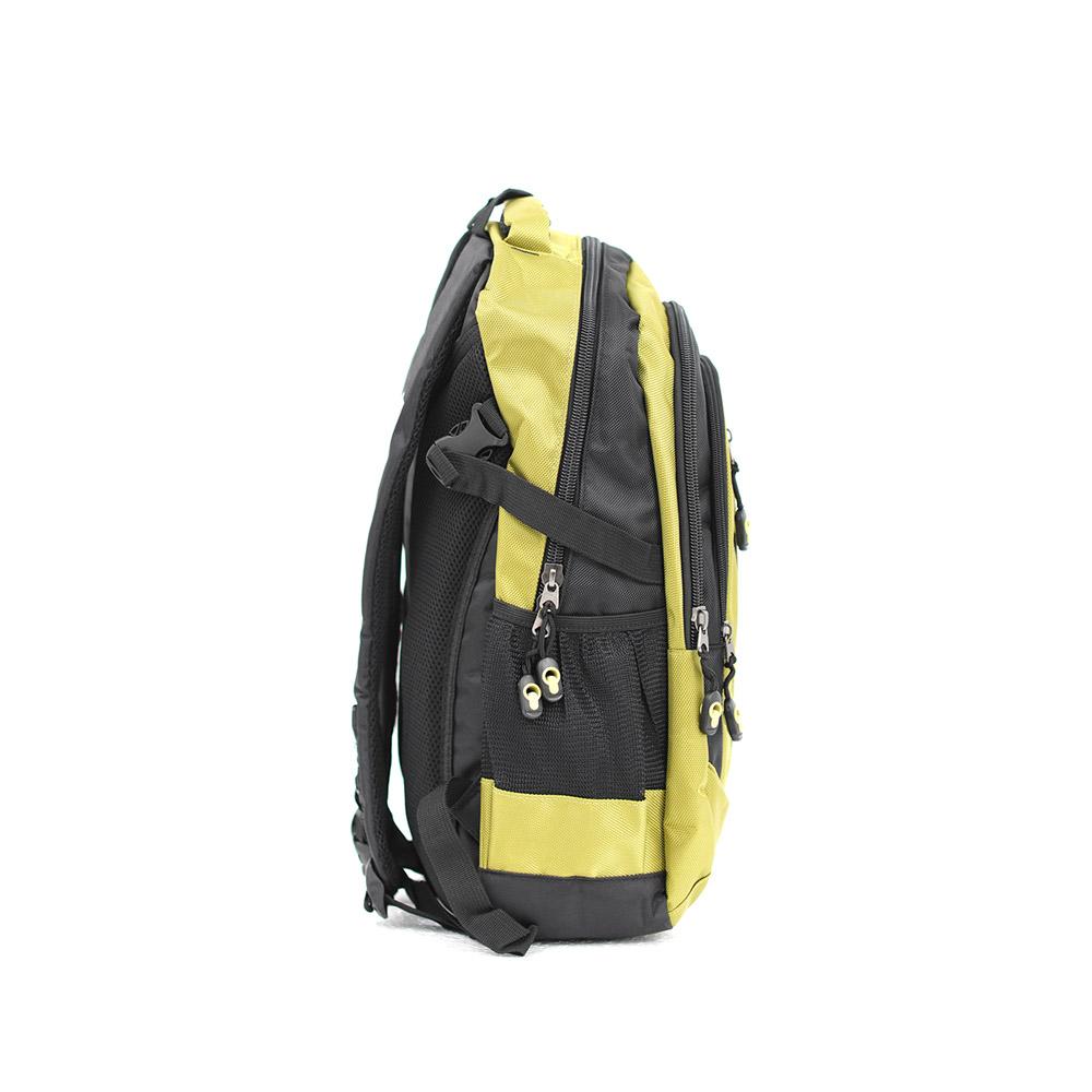 PARA JOHN Backpack for School, Travel & Work, 18''- PJSB6005A18-Yellow