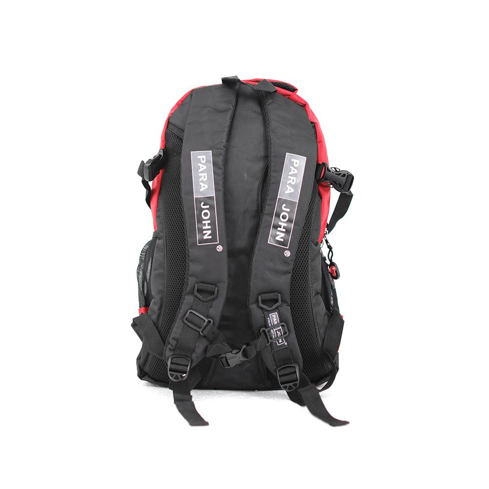 PARA JOHN Backpack for School, Travel & Work, 18''- PJSB6005A18-Red