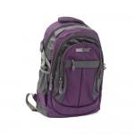 PARA JOHN Backpack for School, Travel & Work, 18''- PJSB6010A18-Violet