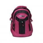 PARA JOHN Backpack for School, Travel & Work, 18''- PJSB6011A18-Pink