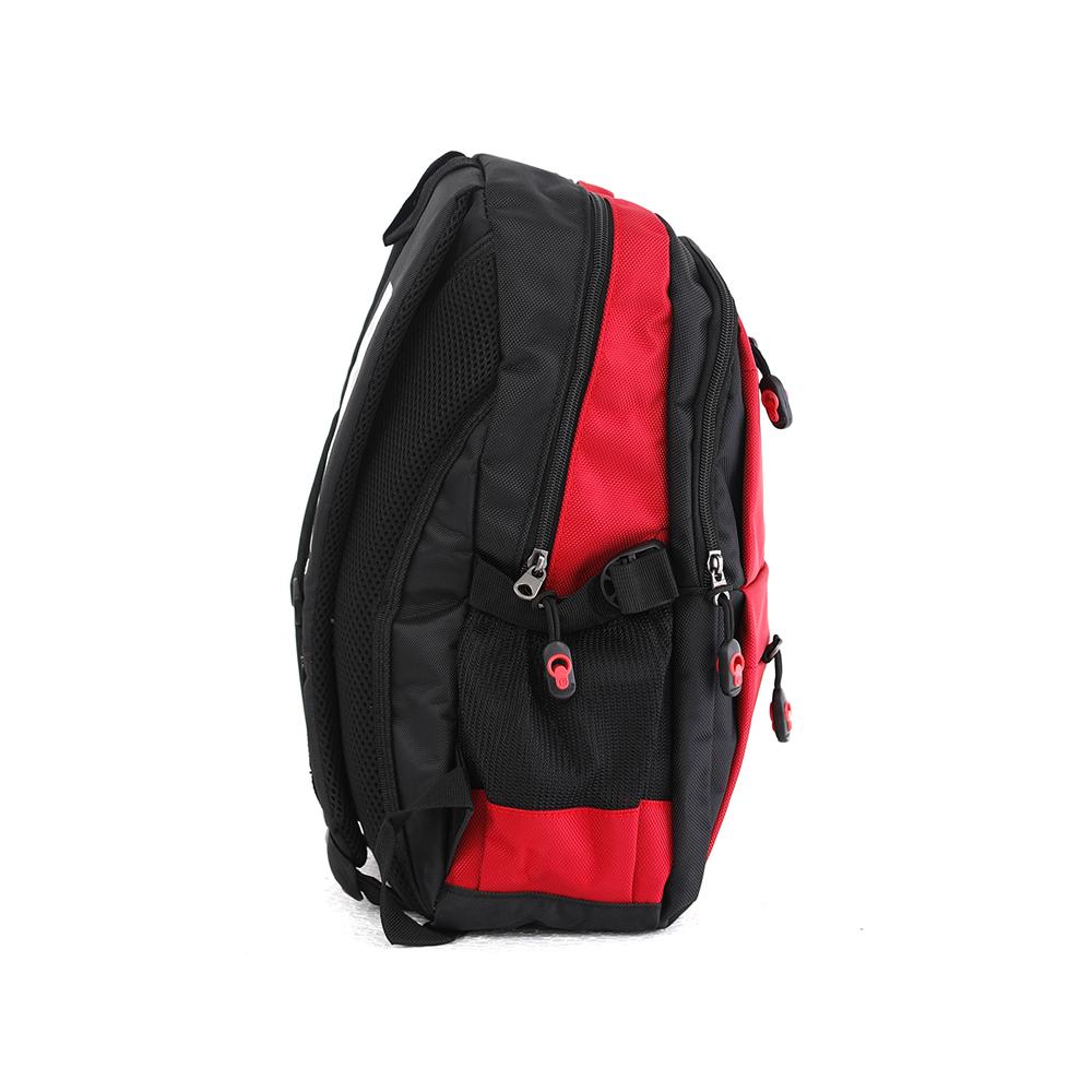 PARA JOHN Backpack for School, Travel & Work, 18''- PJSB6014A18-Red