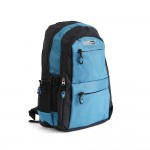 PARA JOHN Backpack for School, Travel & Work, 18''- PJSB6014A18-Blue