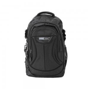Parajohn Backpack for School, Travel & Work, 20''- PJSB6002A20-Black