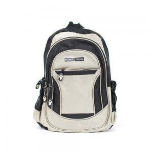 PARA JOHN Backpack for School, Travel & Work, 20''- PJSB6004A20-Grey