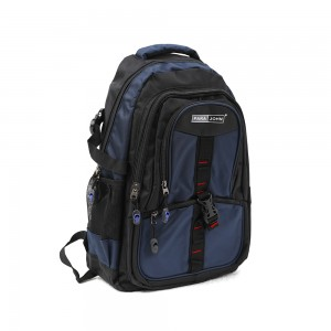 PARA JOHN Backpack for School, Travel & Work, 20''- PJSB6007A20-Blue