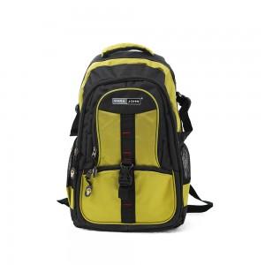 PARA JOHN Backpack for School, Travel & Work, 20''- PJSB6007A20-Yellow