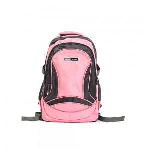 PARA JOHN Backpack for School, Travel & Work, 20''- PJSB6009A20-Pink