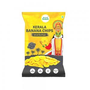 Beyond Snack Kerala Banana Chips - Salt and black Pepper
