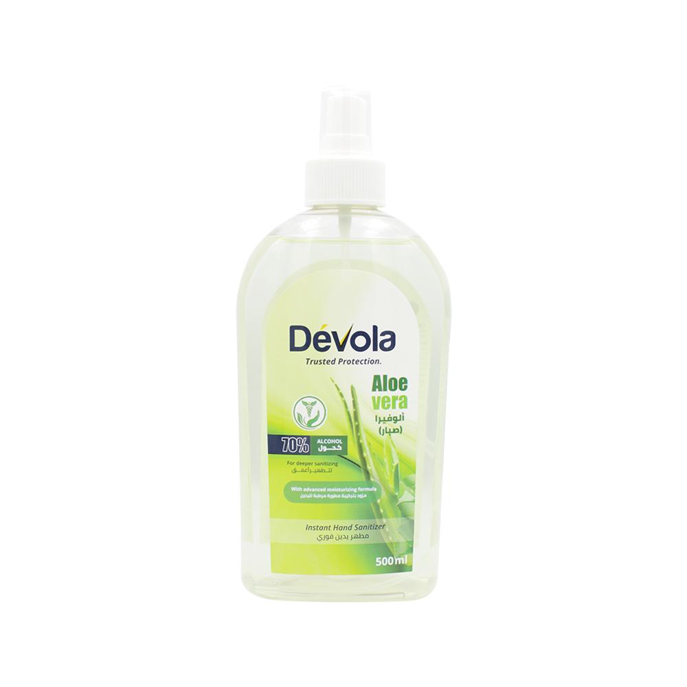 Devola  Liquid Hand Sanitizer