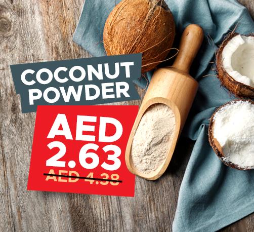 Big offer Najla cocount Powder