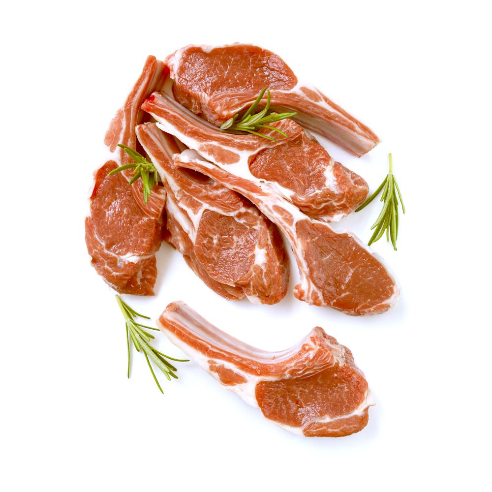 Pakistani Lamb/sheep Chops (Fresh)
