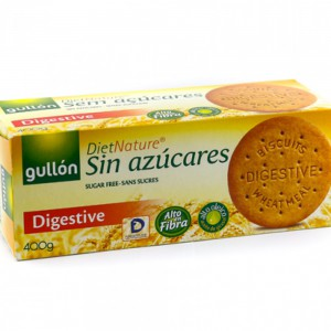 Gullon Diet Nature Sugar Free Digestive Diet Nature Biscuit