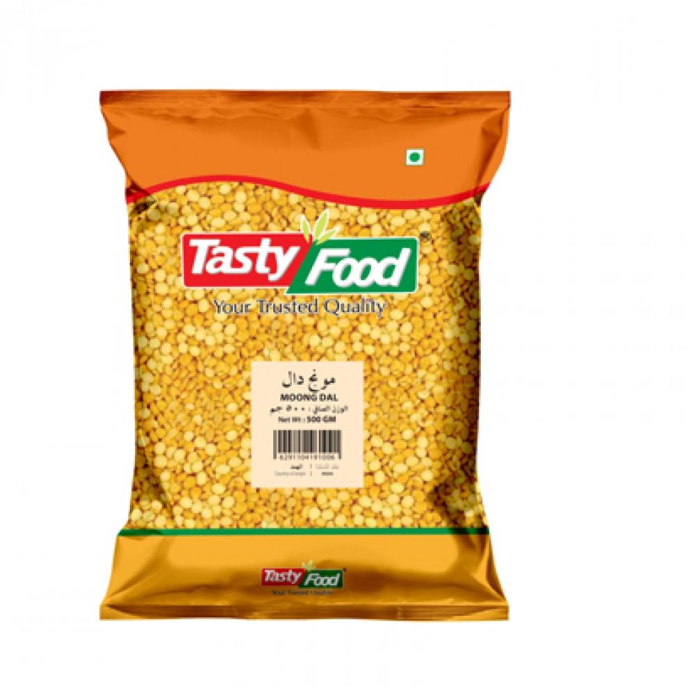 Tasty Food Moong Dal
