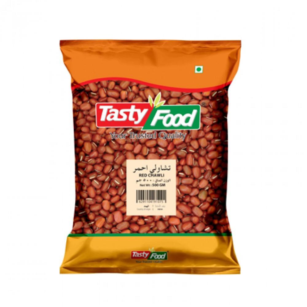 Tasty Food Red Chawli