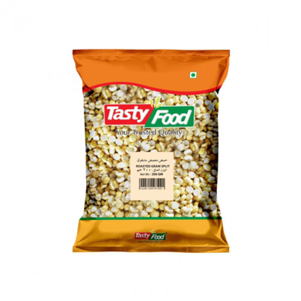 Tasty Food Roasted Gram Split