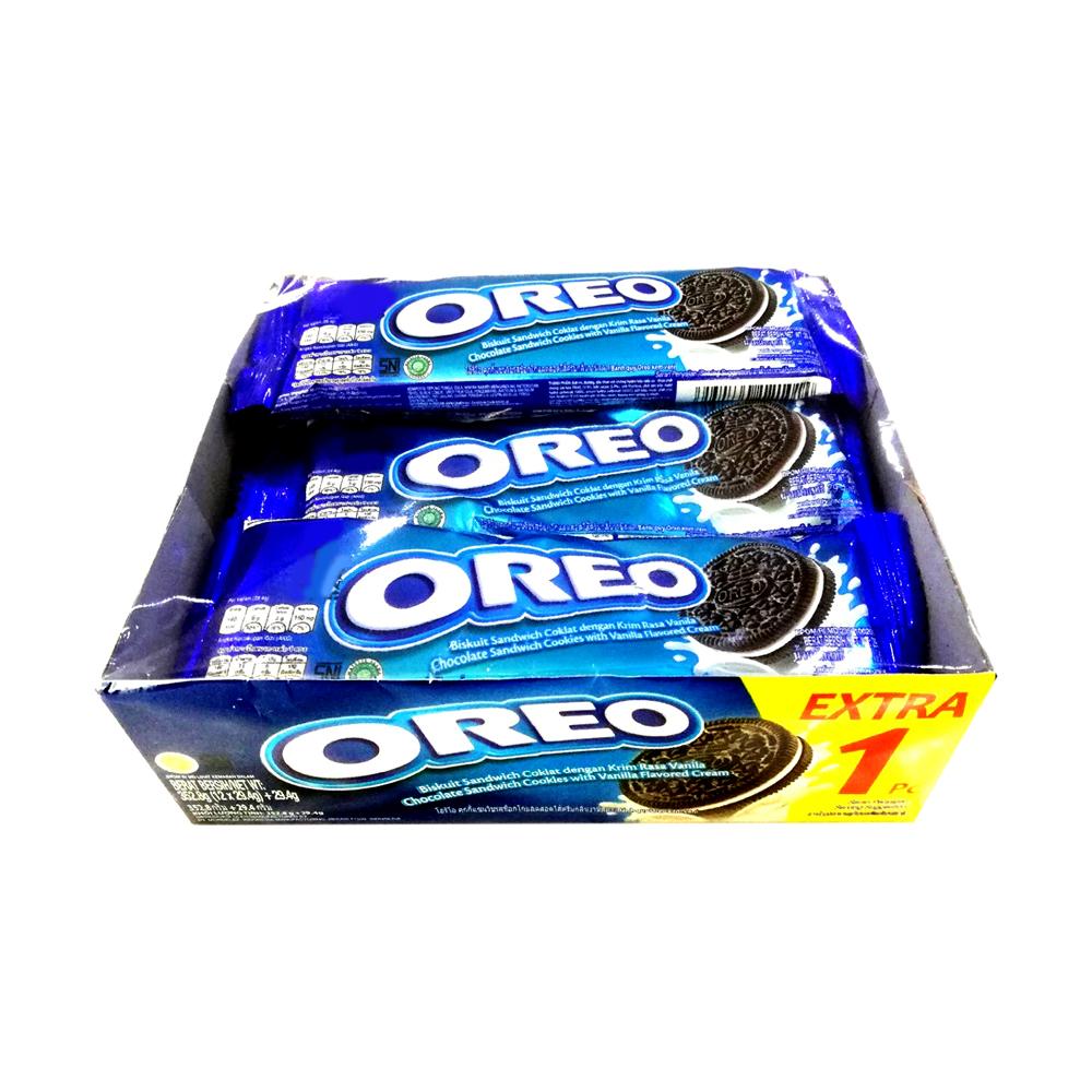 Oreo Vanilla Cream (Box)