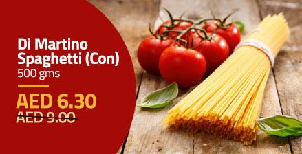 Special offer pasta