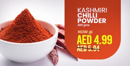 Big offer kashmir chilli powder 200 gms