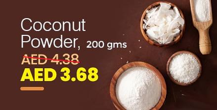 Big offer Coconut Powder 200 gms