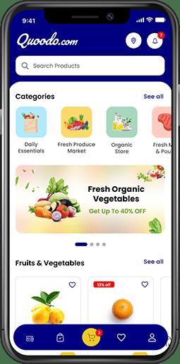 quoodo mobile app